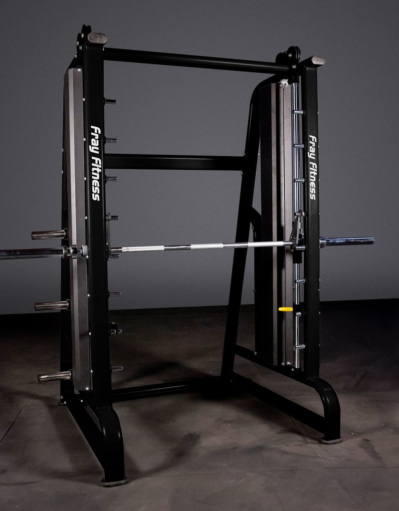 Smith Machine Commercial Line A (Black)