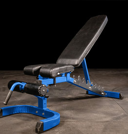 FAB-01A Incline Decline Adjustable Bench FID (Blue)