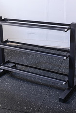 3 Tier Dumbbell Rack (Holds 5-50)
