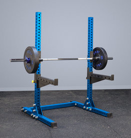 Savage Series Squat Stand (Blue)
