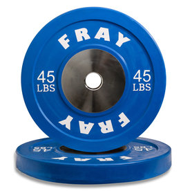 Fray Competition Bumper Plate 45 Lb