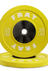 Fray Competition Bumper Plate 35 Lb