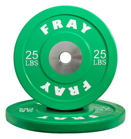 Fray Competition Bumper Plate 25 Lb