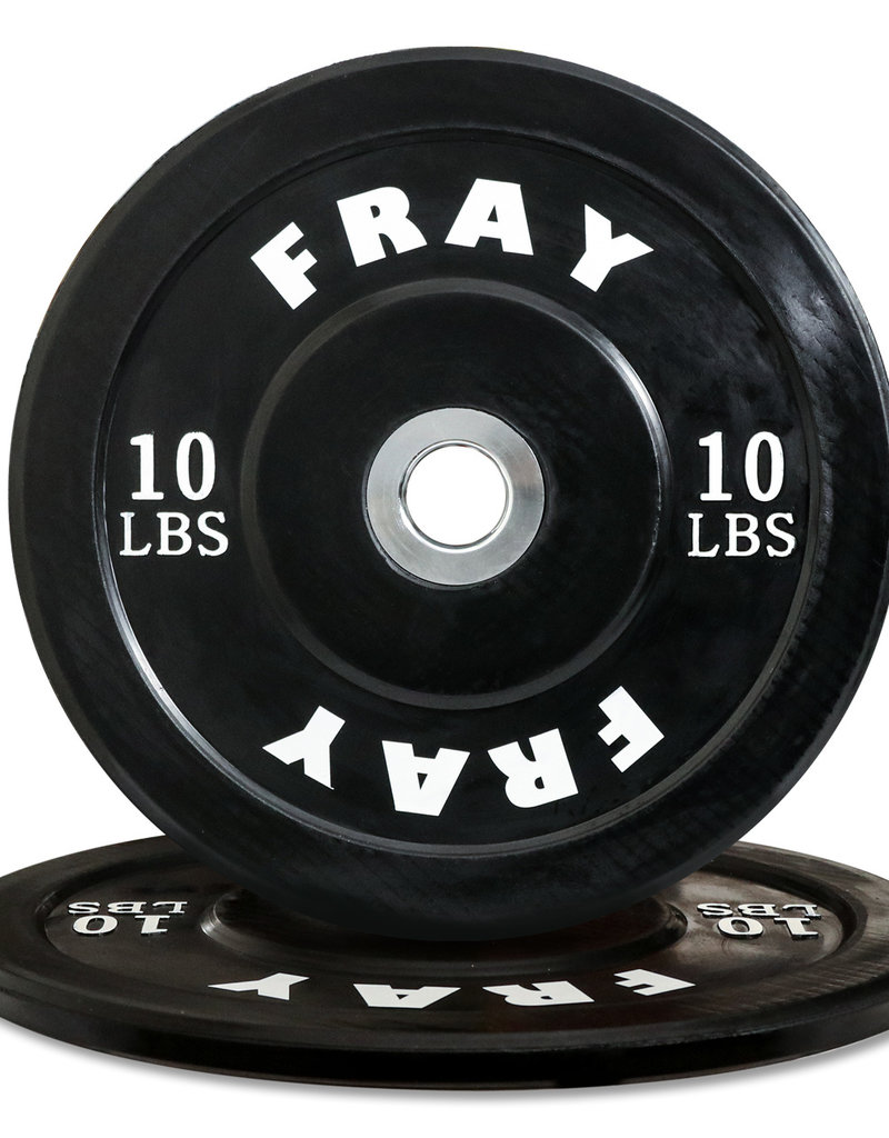 Fray Competition Bumper Plate 10 Lb