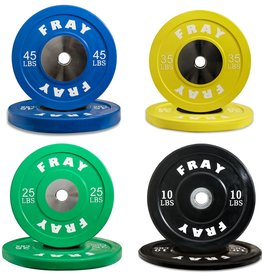 Fray Competition Bumper Set 230 Pounds