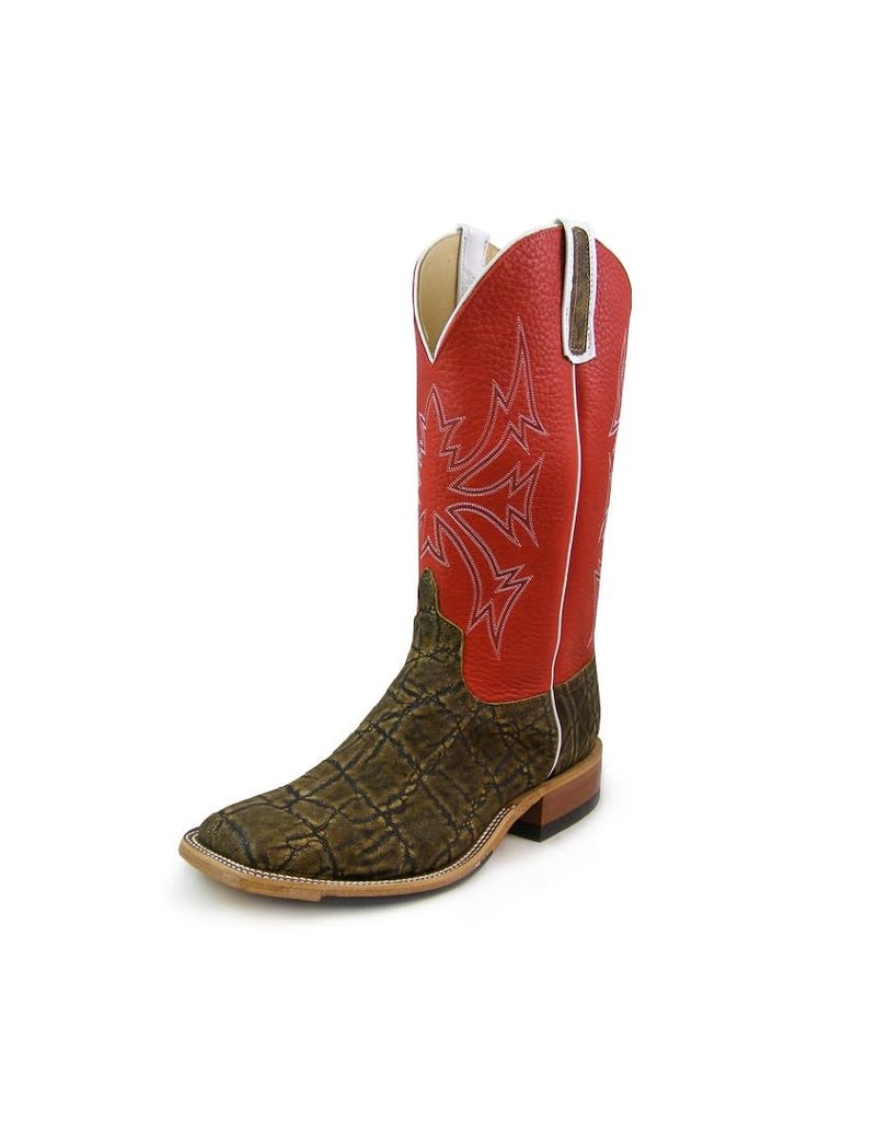 Anderson Bean Boot Company Anderson Bean | Antique Saddle Elephant Boot