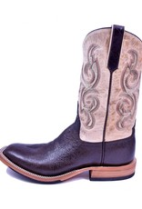 Rios of Mercedes Rios of Mercedes | Nicotine Smooth Quill Ostrich Boot