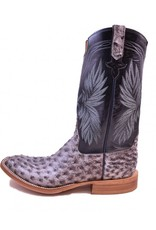 Rios of Mercedes Rios of Mercedes |  Rio Grande Nicotine Full Quill Ostrich Boot