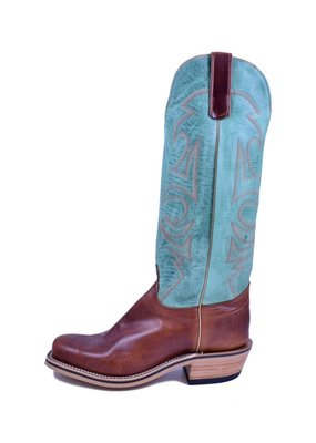 Olathe Boot Co. Redwood Mirage Tall Top Boot