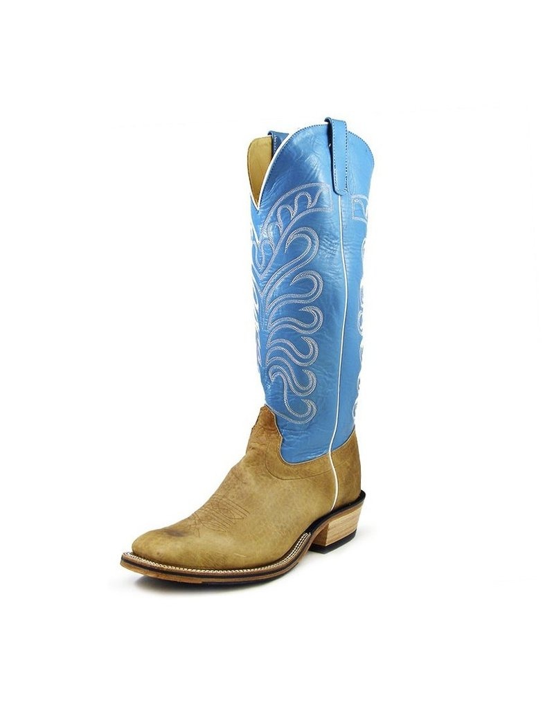 Olathe Boot Co. Olathe Boot Company | Distressed Bison Tall Top Boot