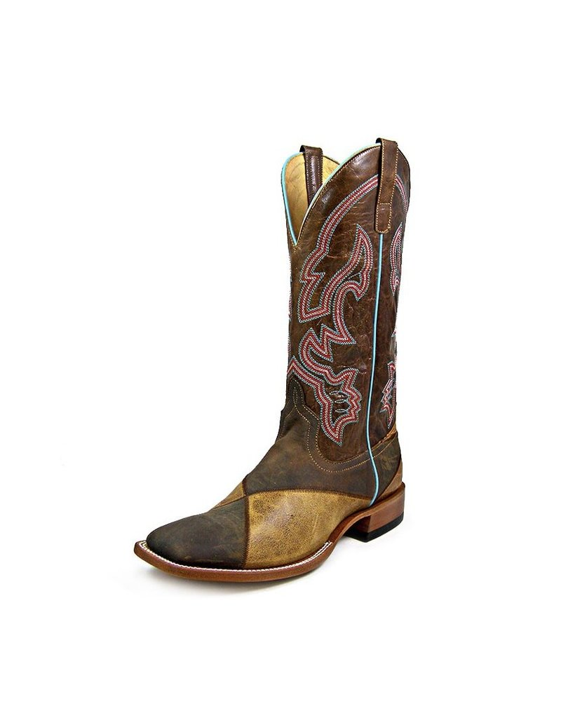 Horse Power/Macie Bean Horse Power | Dr. Feel Good Patchwork Boot