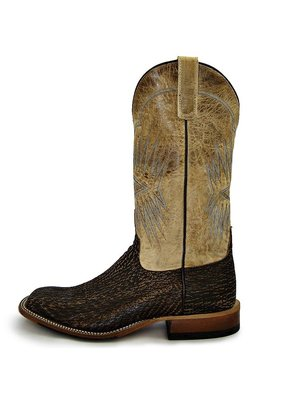 Anderson Bean Boot Company Tan Safari Shark Boot