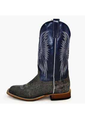 Anderson Bean Boot Company Granite Safari Giraffe Boot