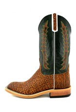 Anderson Bean Boot Company Anderson Bean | Cognac Safari Elephant/Green Boot
