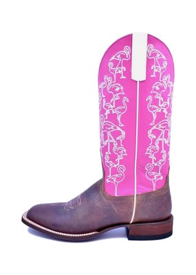 Horse Power/Macie Bean Let's Flamingle Boot