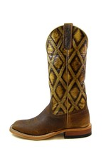 Anderson Bean Boot Company Anderson Bean | Tan Antique Bison Ladies Boot