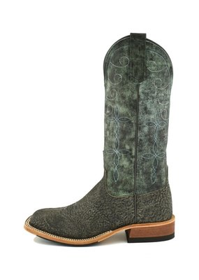 Anderson Bean Boot Company Slate Safari Giraffe Ladies Boot