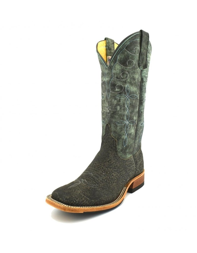 Anderson Bean Boot Company Anderson Bean | Slate Safari Giraffe Ladies Boot