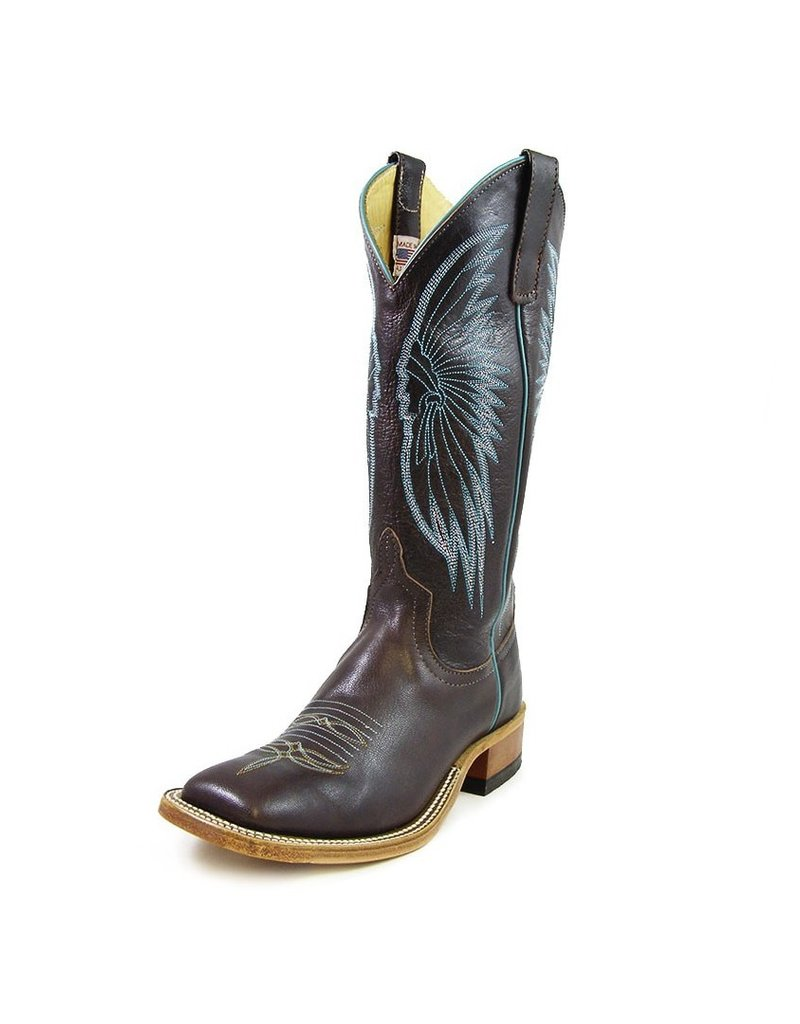 Anderson Bean Boot Company Anderson Bean | Chocolate Crash Goat Ladies Boot