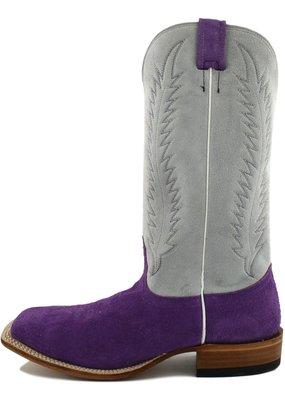Fenoglio Boot Company Fenoglio Boot Co. | Purple Roughout Boot