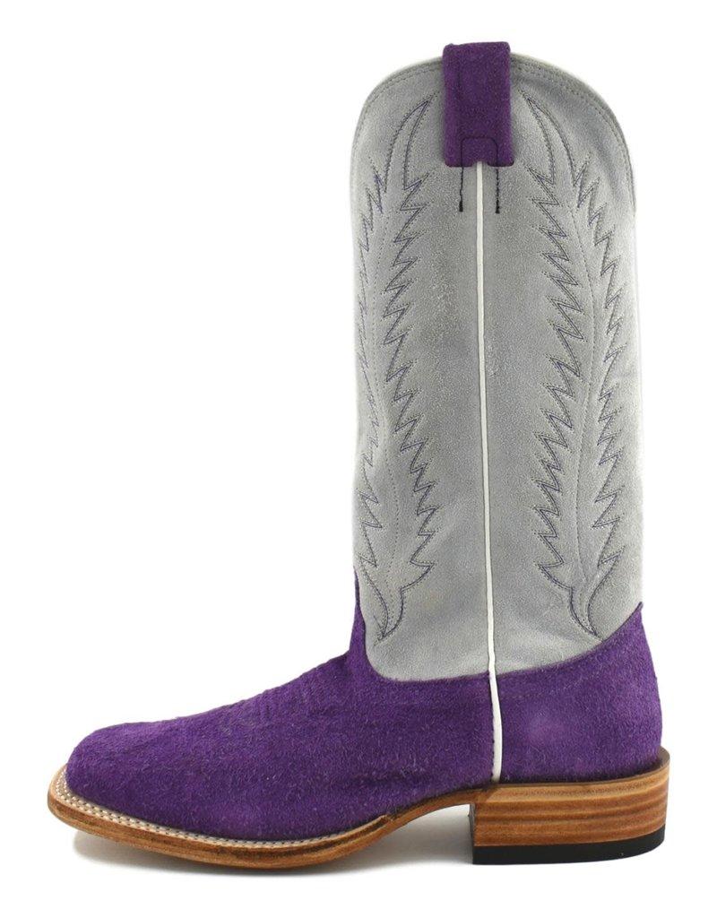 Fenoglio Boot Company Fenoglio Boot Co. Purple Roughout Ladies Boot