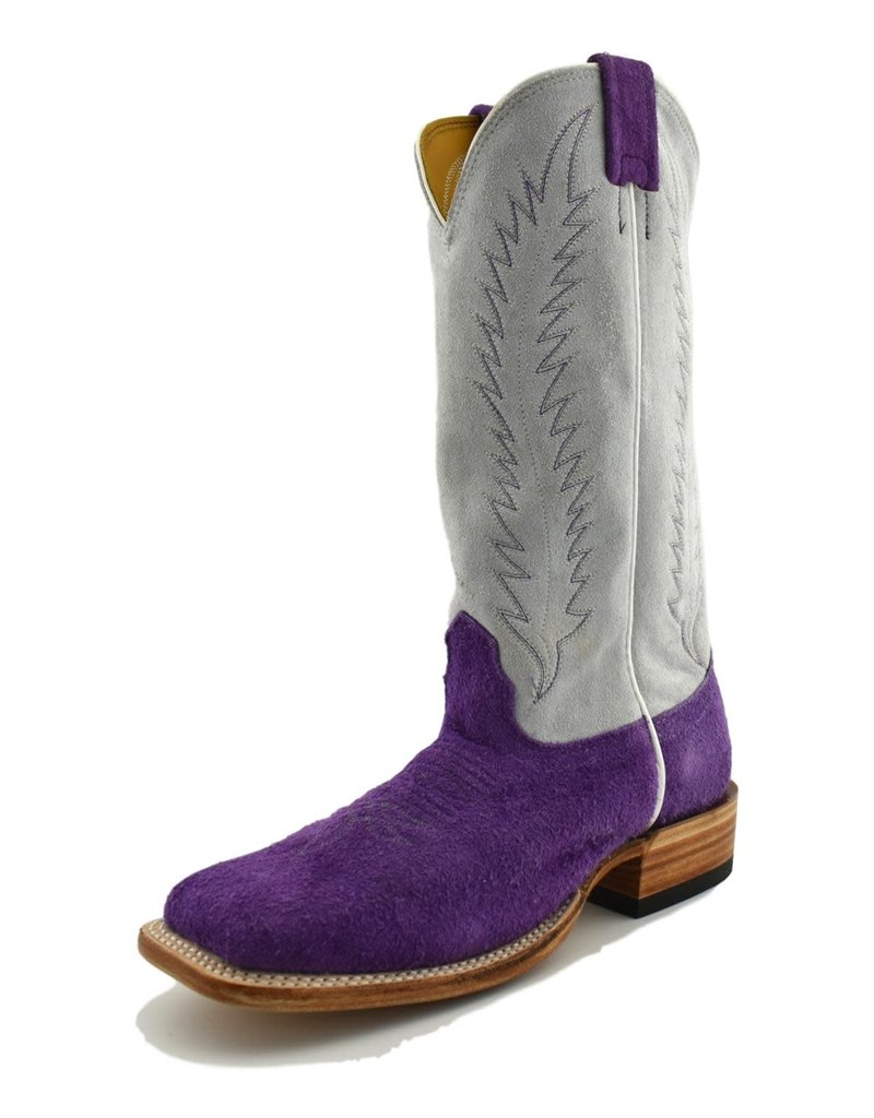 Fenoglio Boot Company Fenoglio Boot Co. | Ladies Purple Roughout Ladies Boot