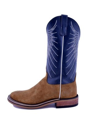 Anderson Bean Boot Company Rust Ryan Roughout Boot