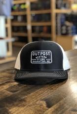 Outpost Boots | Outpost Richardson 112 Cap Black/White OS