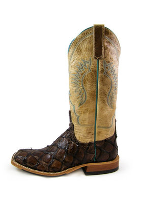 Anderson Bean Boot Company Brown Big Bass Ladies Boot