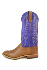 Anderson Bean Boot Company Anderson Bean | Camel / Purple Bison Boot