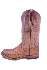 Anderson Bean Boot Company Anderson Bean | Brandy Full Quill Ostrich Boot