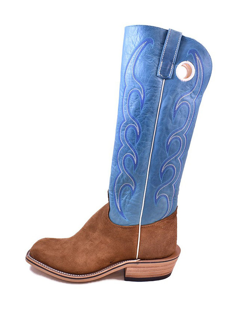 Olathe Boot Co. Olathe Boot Company | Ryan Rust Roughout Tall Top Boot