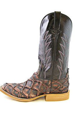 Rios of Mercedes Black Cherry Big Bass Boot