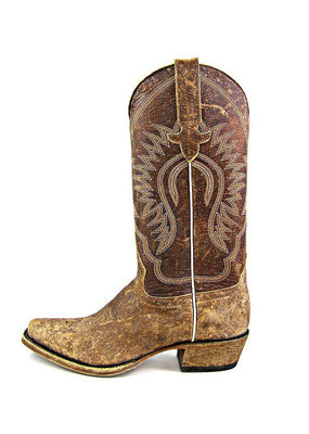 Horse Power/Macie Bean Gringa Goes to Town Ladies Boot