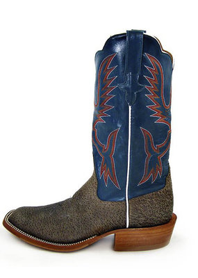 Rios of Mercedes Charcoal Boar Boot