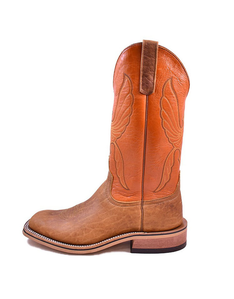 Anderson Bean Boot Company Anderson Bean | Tobacco Yeti/Mango Absolute Boot