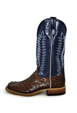 Anderson Bean Boot Company Anderson Bean | Kango Tobacco Ostrich Boot