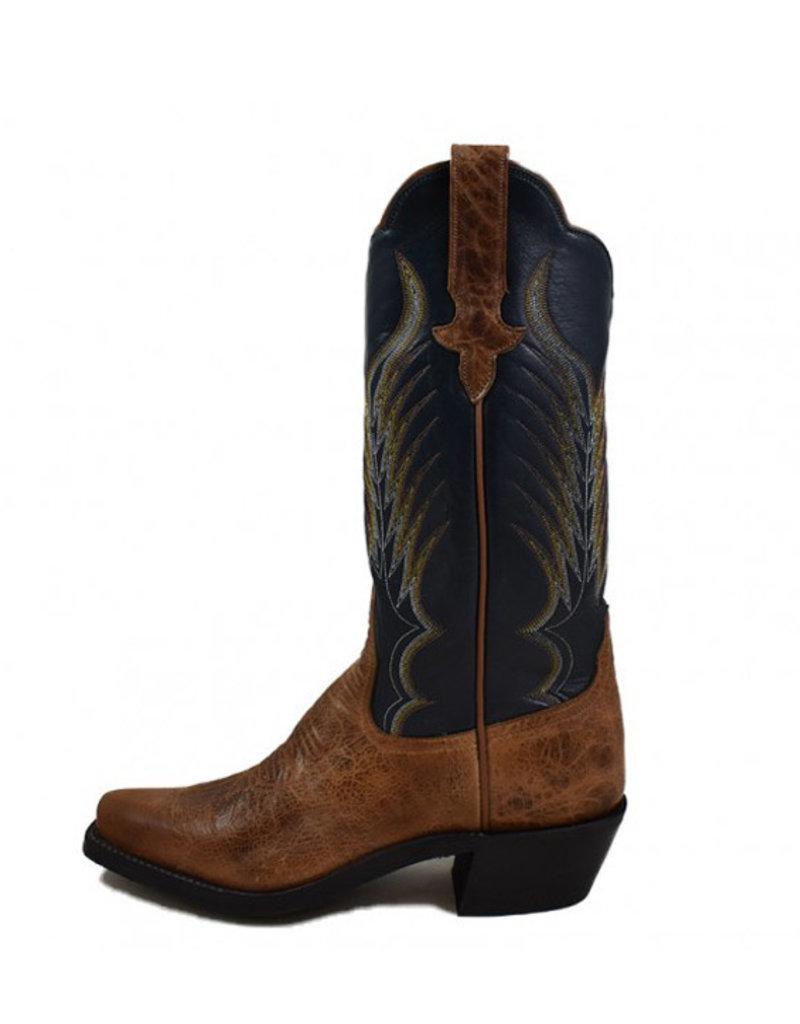Rios of Mercedes Rios of Mercedes | Distressed Brown Ladies Boot