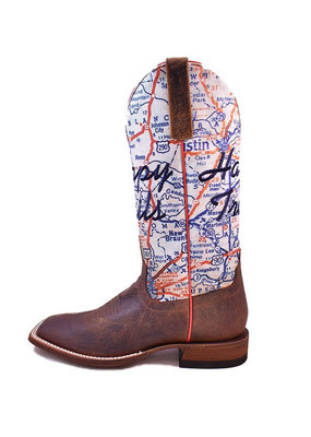 Horse Power/Macie Bean Happy Trails Boot