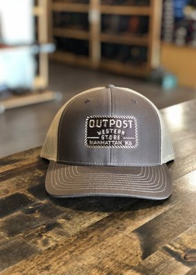 Richardson Outpost Richardson 112 Cap Brown/Khaki