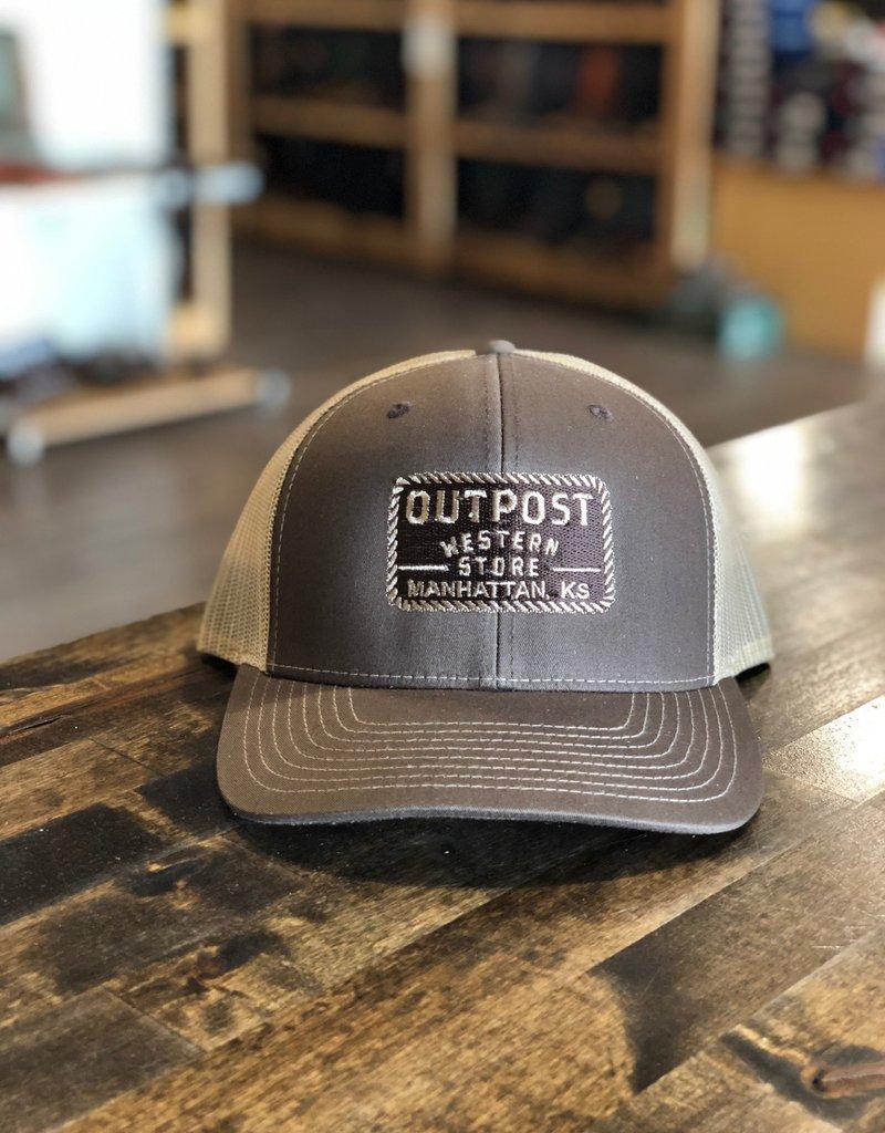 Outpost Richardson 112 Cap Brown/Khaki