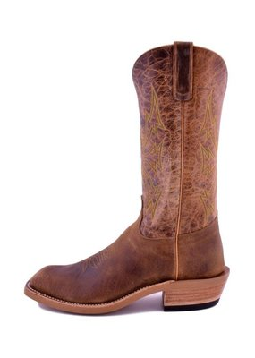 Olathe Boot Co. Olathe Sand Angry Elk Boot