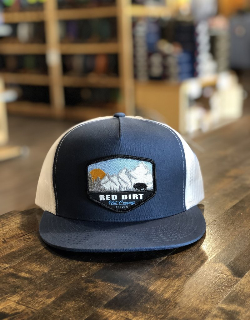 Red Dirt Hat Co. Red Dirt Hat Co. Mountain Buffalo Cap