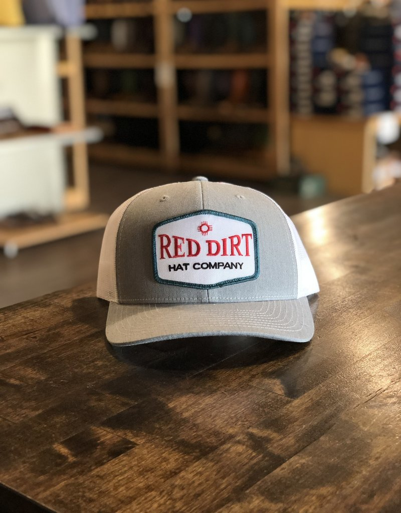 Red Dirt Hat Co. Red Dirt Hat Co. Allsups Heather Cap