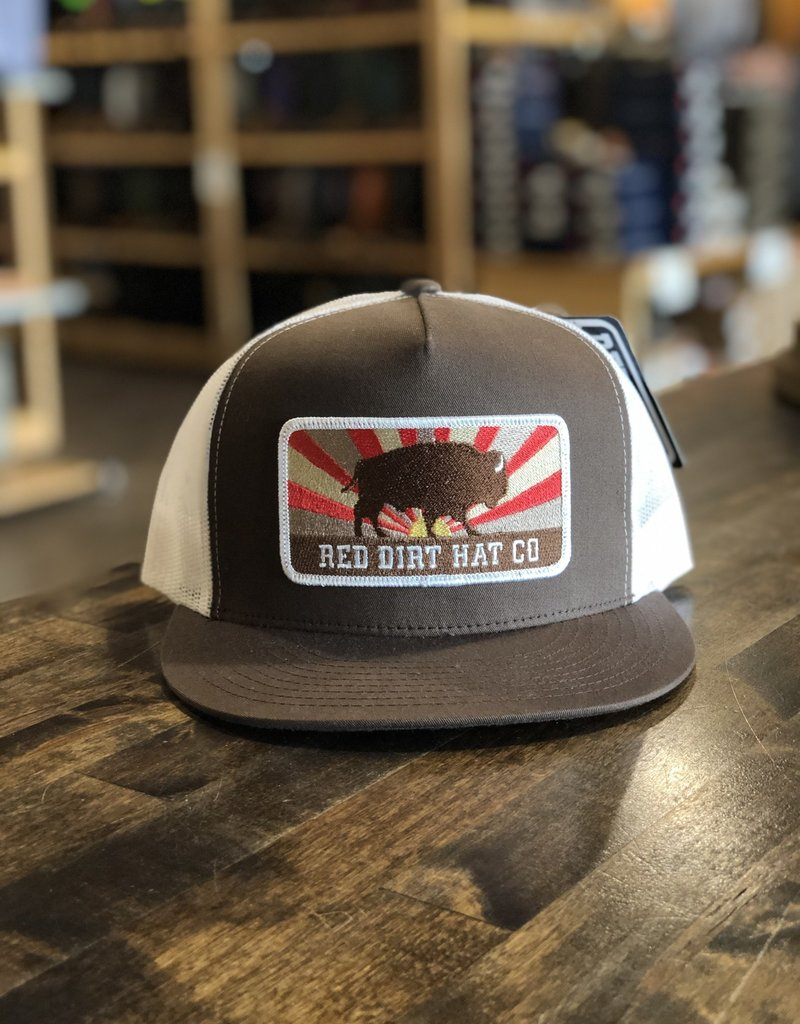 Red Dirt Hat Co. Red Dirt Hat Co. Keep Roaming 5-Panel Cap