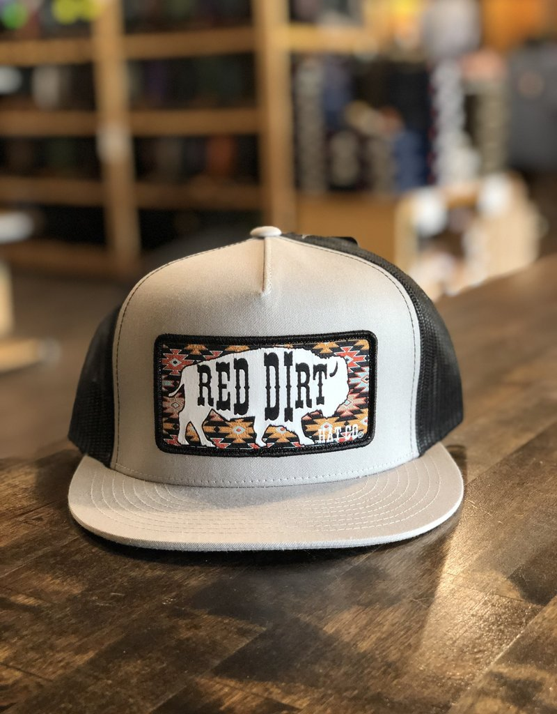 Red Dirt Hat Co. Red Dirt Hat Co. Great Wht Buff 5-Panel Cap