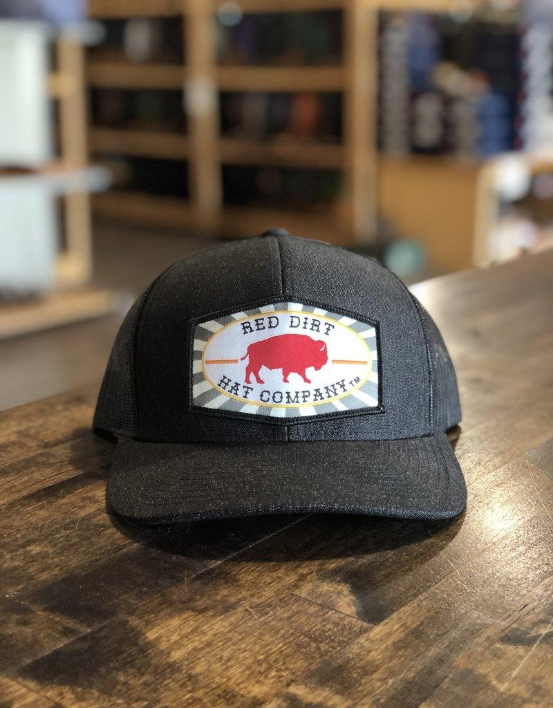 Red Dirt Hat Co. Red Dirt Hat Co. Beachnut Red Buffalo Cap