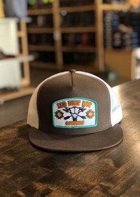Red Dirt Hat Co. Red Dirt Hat Co. Buffalo Skull 5P Cap