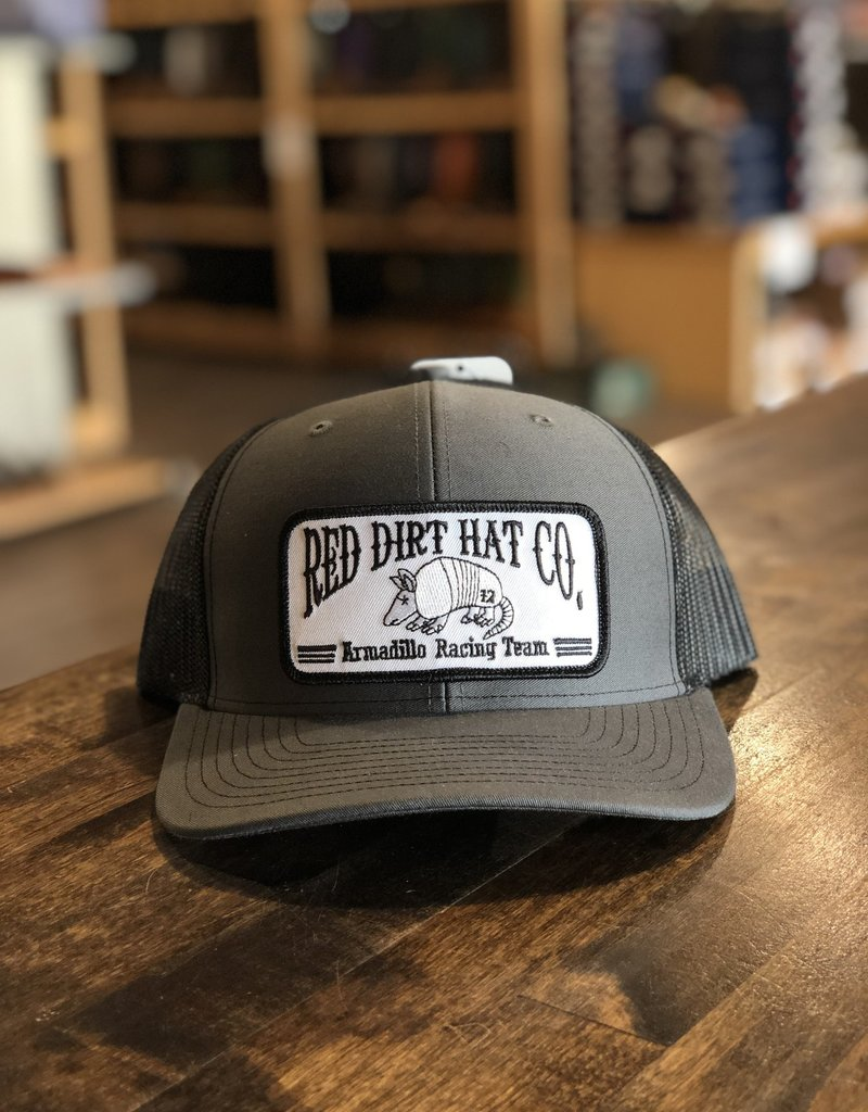 Red Dirt Hat Co. Red Dirt Hat Co. Dillo Racing Team Cap