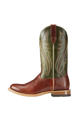 Ariat International, Inc. Ariat | Cognac Matchup Round Toe Boot
